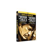 Coffret Un justicier dans la ville 4 et 5 Blu-ray