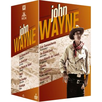 John wayne/alamo/grand sam/comancheros/cavaliers/brannigan