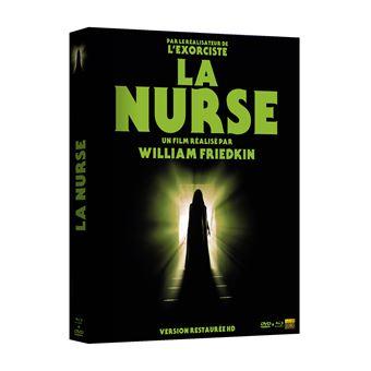 La nurse Combo Blu-ray DVD