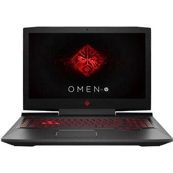 "HP Omen 17.3""/I7-8750HEX/8GB/1TB+128GB/GTX 1050TI 4GB Laptop"