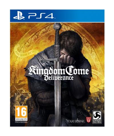 Kingdom Come Deliverance PS4