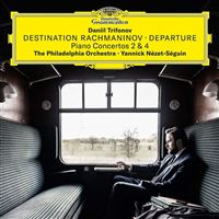 Destination Rachmaninov Departure Digipack