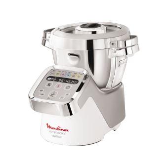 Moulinex Companion XL Gourmet - Robot de Cuisine