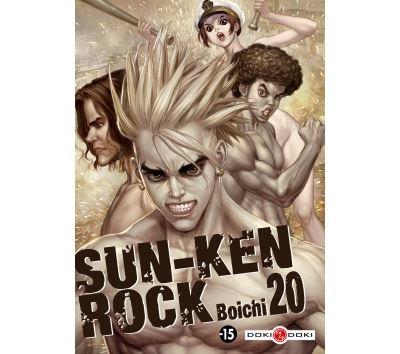 Sun-Ken Rock - Tome 20 : Sun-Ken Rock - volume 20