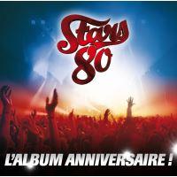 Stars 80 L'album anniversaire ! Live Coffret