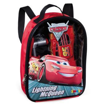 Sac à dos Bricolage Cars Flash McQueen Smoby