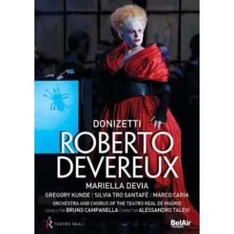 Roberto Devereux DVD