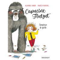 Capucine Flutzut dompteuse de gorille