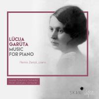 Lucija Garuta Music For Piano
