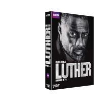 Luther Coffret Intégrale des 4 saisons DVD