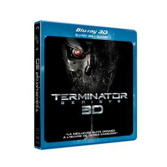 TerminatorTerminator Genisys Blu-ray 3D