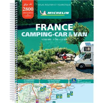 atlas france camping car broch collectif achat livre fnac. Black Bedroom Furniture Sets. Home Design Ideas