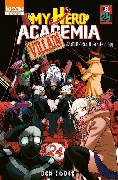 My Hero Academia - Tome 24