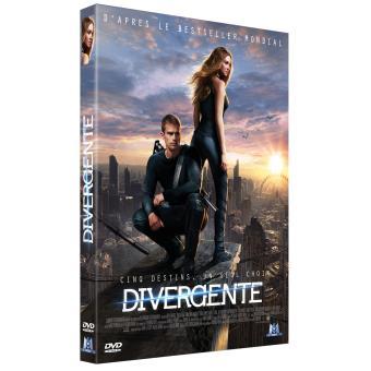 DivergentDivergente DVD