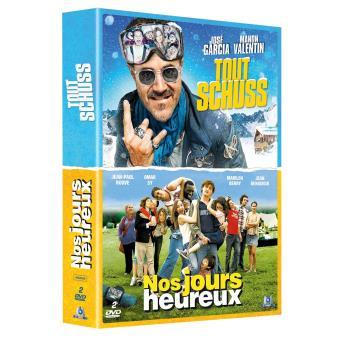 Coffret Colonies de vacances 2 films DVD
