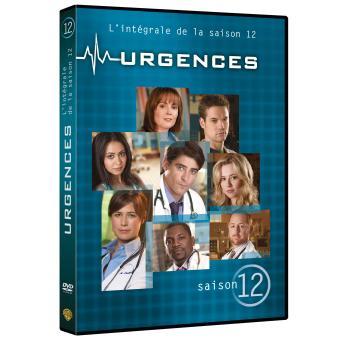 UrgencesUrgences Coffret intégral de la Saison 12 - DVD