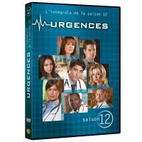 Urgences Coffret intégral de la Saison 12 - DVD