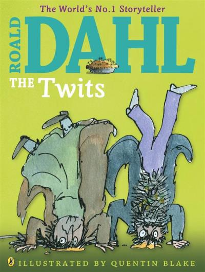 The Twits Dahl Roald