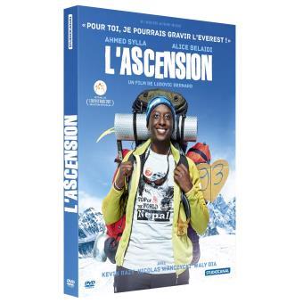 L'ascension DVD