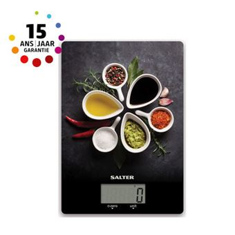 SALTER KITCHEN SCALE SPICY