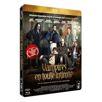 Vampires en toute intimité Blu-ray