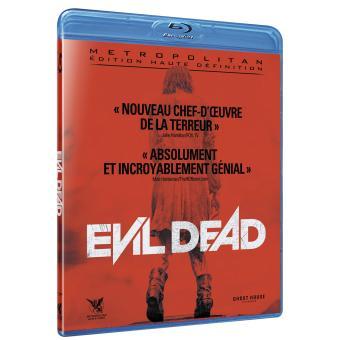 Evil DeadEvil Dead Blu-Ray