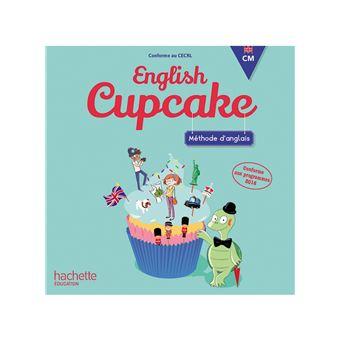 Anglais CM - Collection English Cupcake - CD audio