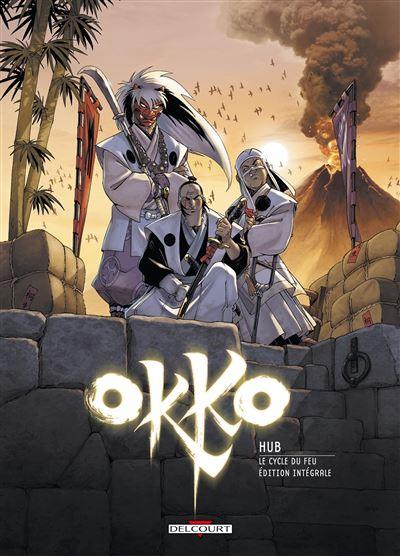 Okko - Le Cycle du feu - Intégrale T7 +
