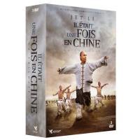 Coffret Il était une fois en Chine La trilogie DVD