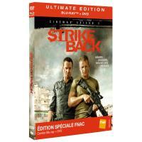 Strike Back : Projet Dawn Coffret intégral de la Saison 2 Combo Blu-Ray + DVD Edition Spéciale Fnac