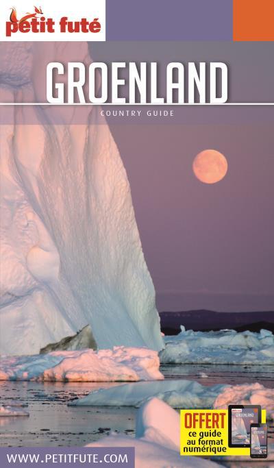 Groenland 2017 petit fute + offre num