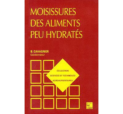 Moisissures des aliments peu hydrates