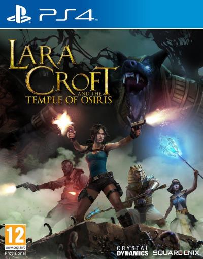 Lara Croft et Le Temple d'Osiris PS4