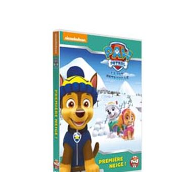 paw patrol la pat 39 patrouille volume 19 premi re neige dvd dvd zone 2 achat prix fnac. Black Bedroom Furniture Sets. Home Design Ideas