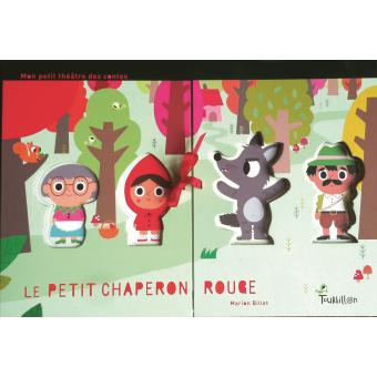9bbb2cf0e794 Le petit chaperon rouge - Pop up Le Petit Chaperon rouge - broché ...