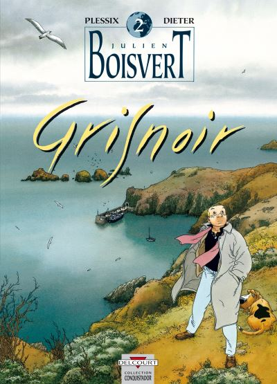 Julien boisvert t02 grisnoir