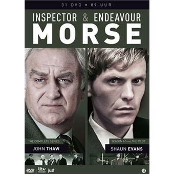 Inspector morse + Morse endeavour-BOXSET-NL