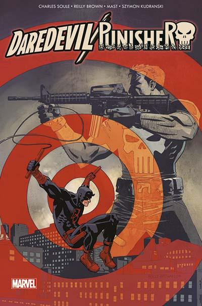 Daredevil et Punisher All-new All-different