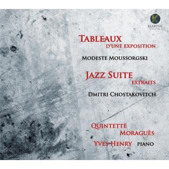 Moussorgski : Tableaux d'une exposition Digipack
