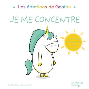 Les émotions de GastonGaston - Je me concentre