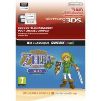 Code de téléchargement The Legend of Zelda Oracle of Ages Nintendo 3DS
