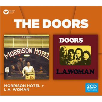 L.A. Woman & Morrison Hotel Ed Limitada - 2 CDs