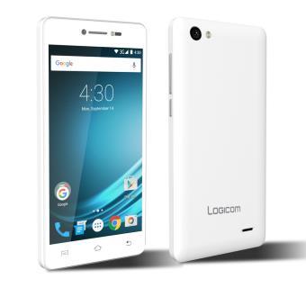 Smartphone Logicom L-ement 503 8 Go Blanc