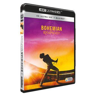 Bohemian Rhapsody Blu-ray 4K Ultra HD