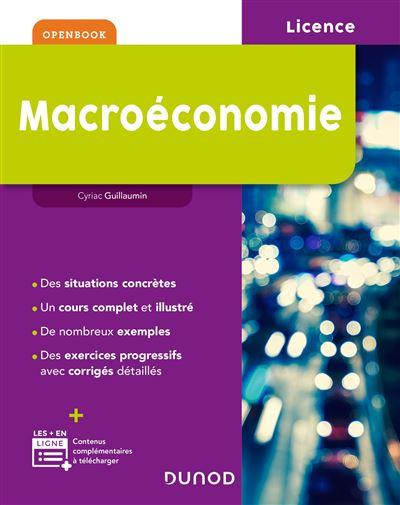 Macroéconomie - Licence