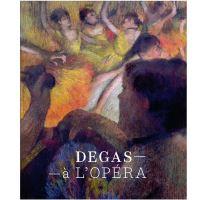 Edgar degas à l'opéra (fr)