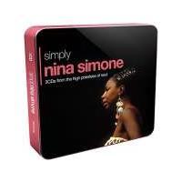 Simply Nina Simone - 3cds From The High Priestess Of Soul