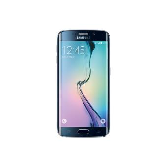 Samsung GALAXY S6 Edge - SM-G925F - saffierzwart - 4G LTE, LTE Advanced - 32 GB - GSM - Android smartphone