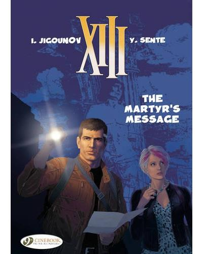 XIII - tome 22 The martyr's message