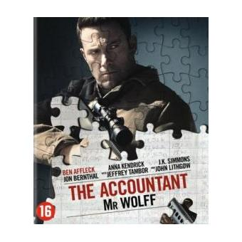 ACCOUNTANT, THE / MR WOLFF-BLURAY-BIL